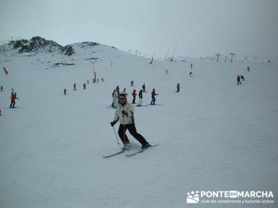squí Baqueira - Aprende a esquiar; cerezos en flor jerte; pasear por madrid